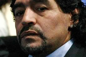 Offerta a Maradona la panchina dell'Iraq