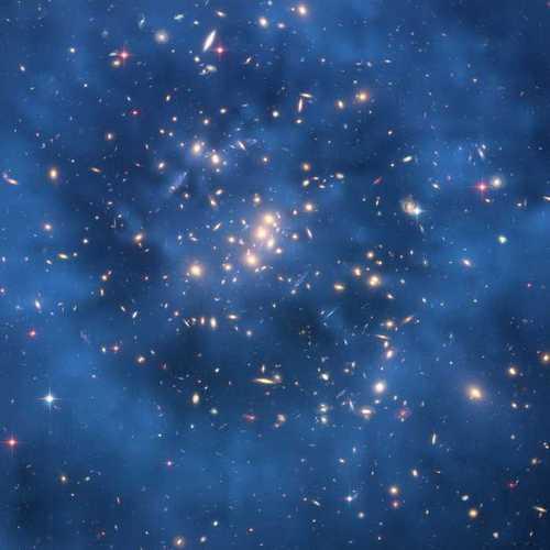 parte il censimento spaziale condotto da un team di esperti