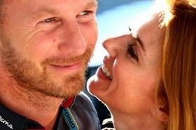 Geri Halliwell e il fidanzato Christian Horner sono tristi perché i genitori di lui non saranno al matrimonio