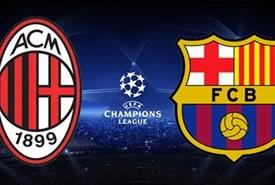 """Milan-Barcellona atto I: sfida tra due squadre """"stellari"""""""