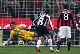 Milan-Juventus 1-0, secondo KO in campionato per i bianconeri