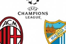 Milan – Malaga: PROBABILI FORMAZIONI