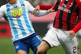Milan-Pescara (4-1): risultato finale
