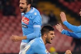Napoli-Bologna 3-2
