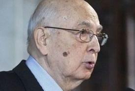 """Giorgio Napolitano:"""" Il Paese deve darsi un Governo"""""""