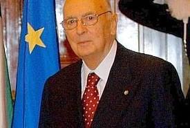 """Napolitano: """"Ora le forze politiche devono mostrare buona volontà"""""""