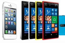 Nokia Lumia 920 vs iPhone 5, chi vince?