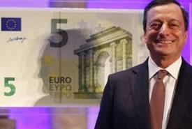Nuova banconota da 5 euro: arriva dal 2 maggio
