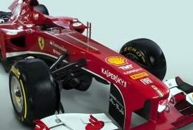 Presentata a Maranello la nuova monoposto F138