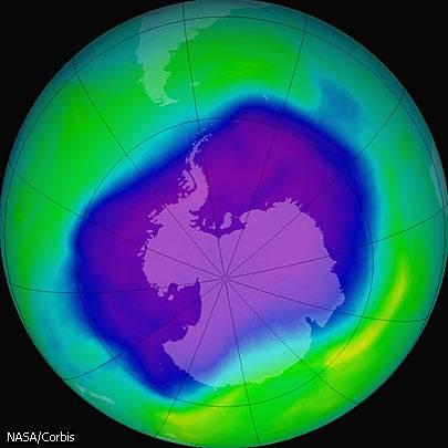 il buco dell'ozono sull'Antartide è in continua espansione