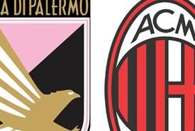 Decima giornata di Serie A, si apre con Palermo-Milan