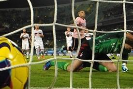 Palermo-Milan 2-2: rossoneri di rimonta