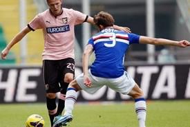 Palermo – Sampdoria (2 – 0), la SINTESI