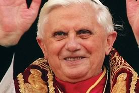 Dimissioni del Papa, un Fulmine a Ciel Sereno