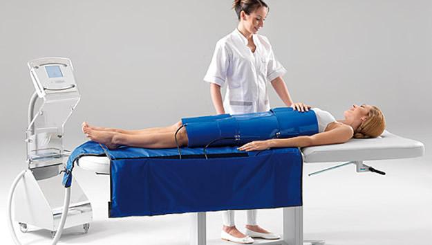 Pressoterapia per diminuire la pressione arteriosa