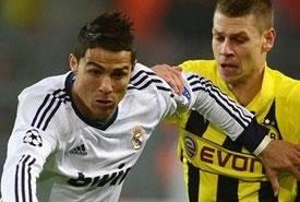 Champions League: 2-2 spettacolo tra Real e Borussia, quasi fuori il City