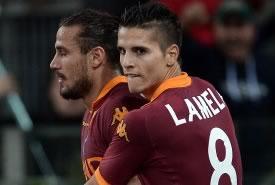 La Roma affossa il Palermo