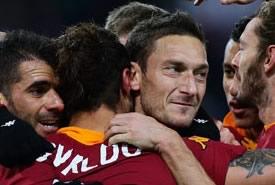 Roma-Fiorentina, 4-2