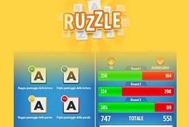 Arriva il campionato nazionale di Ruzzle
