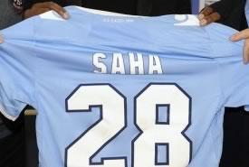 Calciomercato Lazio: preso il francese Saha