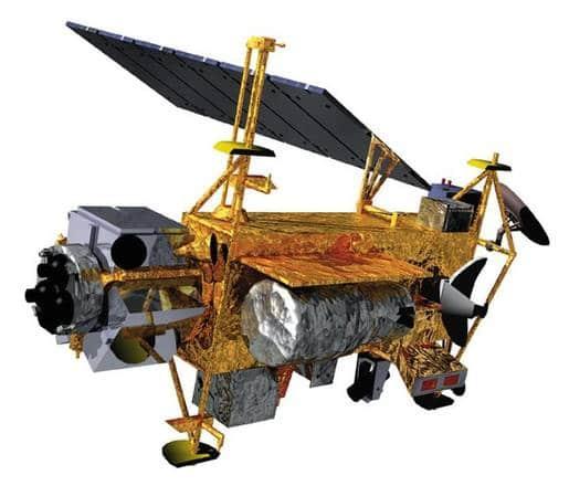 NASA: frammenti satellite in Italia, 0.6% di rischio