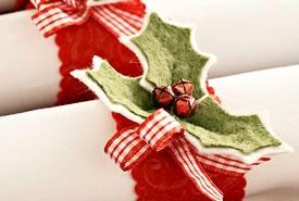"""Segnaposti natalizi """"fai da te"""": facili e veloci"""