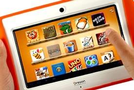Meep, il tablet ideale da regalare ai propri bimbi