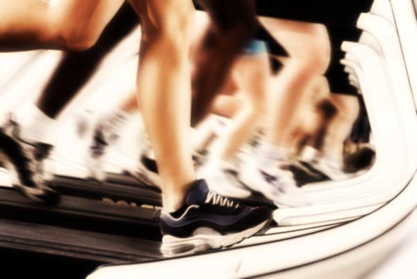 Tapis roulant magnetico: allenare gambe e glutei camminando