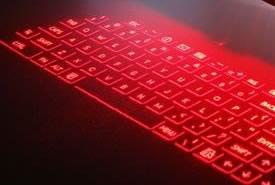 Fujitsu: in cantiere una tastiera virtuale