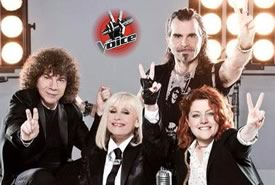 The Voice: il nuovo talent firmato RaiDue