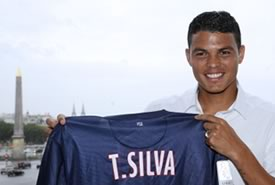 Calciomercato Milan: ritorno di Thiago Silva?
