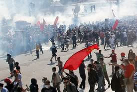 Turchia, i Disordini sembrano calmarsi