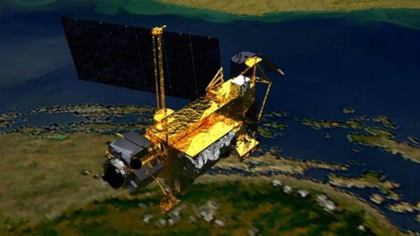 UARS: il satellite NASA cambia rotta, salva l'Italia