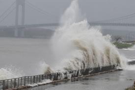 Uragano Sandy, 16 morti
