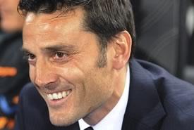 Fiorentina: Montella elogia Stramaccioni