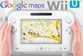 Nintendo Wii U, presto le Google Maps