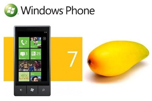Windows Phone Mango: aggiornamento disponibile
