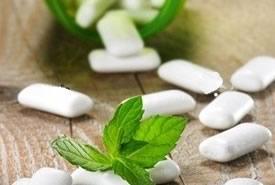 Chewing gum allo xilitolo per prevenire la carie