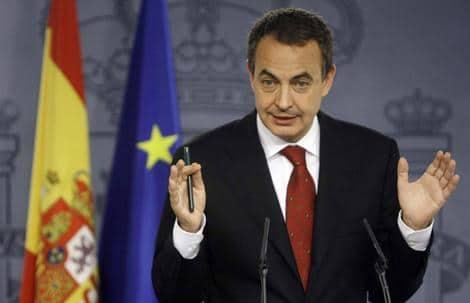 Zapatero scioglie il Governo, la Spagna cerca un nuovo primo ministro